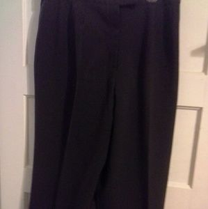 Karry Kevine pinstripe career pants size 14W